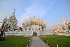 Wat Rong Khun royaltyfria foton