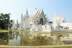 Wat Rong Khun Stock Afbeelding