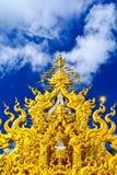 Wat Rong Khun Obrazy Royalty Free