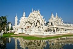 Wat Rong Khun Stockbilder