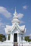 Wat Rong Khun Στοκ Εικόνες