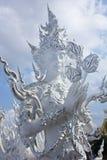 Wat Rong Khun Stock Images