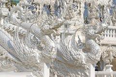 Wat Rong Khun Royaltyfria Bilder