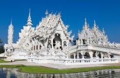 Wat Rong Khun Stockfotografie
