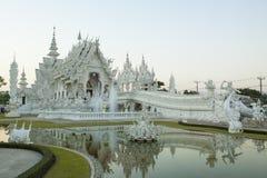 Wat Rong Khun Stock Foto