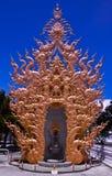 Wat Rong Khun Stockbild