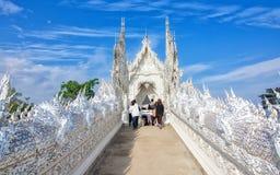 Wat Rong Khun Lizenzfreie Stockbilder