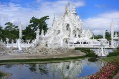 Wat Rong Khun Image stock