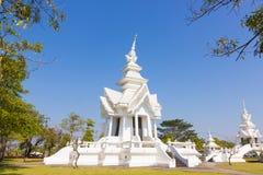 Wat Rong Khun Fotografia de Stock Royalty Free