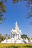 Wat Rong Khun Fotografia Stock Libera da Diritti