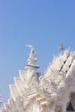 Wat Rong Khun Immagine Stock