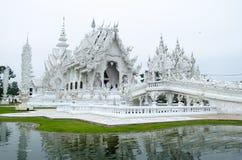 Wat Rong Khun Photo libre de droits