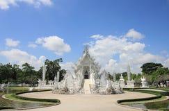 Wat Rong Khun Lizenzfreie Stockfotos