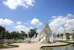Wat Rong Khun Lizenzfreie Stockfotografie