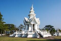 Wat Rong Khun fotos de stock