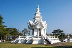 Wat Rong Khun fotografie stock