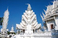 Wat Rong Khun imagens de stock royalty free