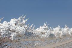 Wat Rong Khun Lizenzfreies Stockfoto