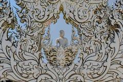 Wat Rong Khun Foto de archivo