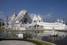 Wat Rong Khun, Chiang Rai, Royalty Free Stock Image