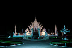 Wat Rong Khun, Chiang Rai, Thailand Lizenzfreies Stockbild