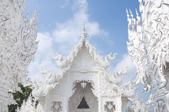 Wat Rong Khun Chiang Rai Thailand Stock Images