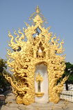 Wat Rong Khun, Chiang Rai, Thailand, Asia Royalty Free Stock Images