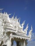 Wat Rong Khun Chiang Rai Thailand Royalty Free Stock Photography