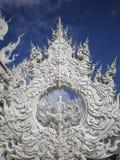 Wat Rong Khun Chiang Rai Thailand Stock Photos