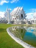 Wat Rong Khun in Chiang Rai  Thailand Stock Image