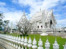 Wat Rong Khun in Chiang Rai, Thailand Royalty Free Stock Photography