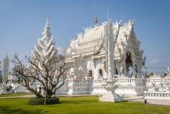 Wat Rong Khun, Chiang Rai White Temple photo stock