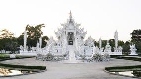 Wat Rong Khun, Chiang Raja, Tajlandia Fotografia Royalty Free