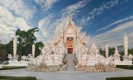 Wat Rong Khun, Chiangrai, Tailandia Fotos de archivo