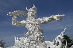 Wat Rong Khun, Chiangrai, Thailand Stock Fotografie
