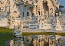 Wat Rong Khun,Chiangrai, Thailand Royalty Free Stock Photography