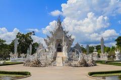 Wat Rong Khun em reparar a situação fotos de stock royalty free