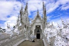 Wat Rong Khun, Entrance Royalty Free Stock Images