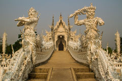 Wat Rong Khun royalty free stock images