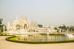 Wat Rong Khun royalty free stock image