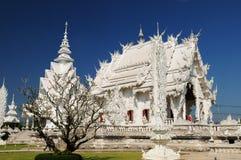 Wat Rong Khun Stock Image