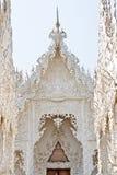 Wat Rong Khun, Tailandia Fotografía de archivo