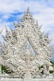 Wat Rong Khun temple in Chiang Rai, Thailand. Wat Rong Khun temple - The White temple in Chiang Rai, Thailand Royalty Free Stock Photo