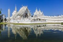 Wat Rong Khun. Rong Khun Temple ,a famous architecture at Chiang Rai ,Thailand Stock Photography