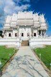 Wat Rong Khun (templo blanco), Chiang Rai, Tailandia foto de archivo