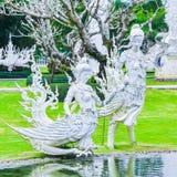 Wat Rong Khun Royalty Free Stock Photo