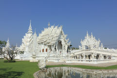 Wat Rong Koon Temple Royalty Free Stock Photography