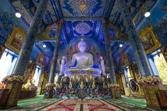 Wat Rong Sua οι Δέκα Στοκ Φωτογραφία