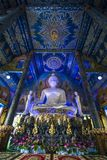 Wat Rong Sua οι Δέκα Στοκ Εικόνα