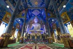 Wat Rong Sua 10 Стоковая Фотография